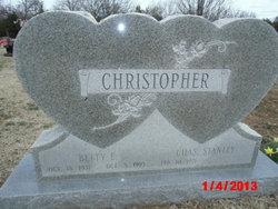 Betty E Christopher