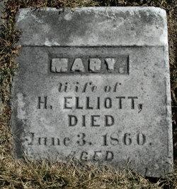 Mary Elliott
