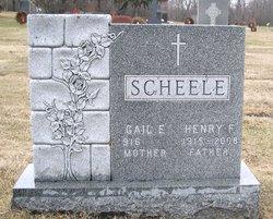 """Henry Michael """"Firp"""" Scheele"""