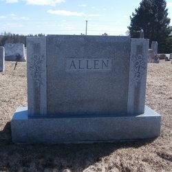 Amy W <I>Chambers</I> Allen