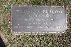 William Kelly Reisdorf