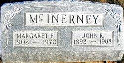 "John Raymond ""Jack"" McInerney, Sr"