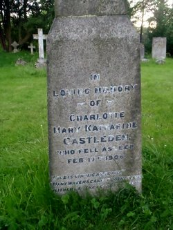 Charlotte Mary Catherine Castleden