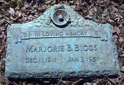 Marjorie B Biggs