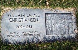 William James Christiansen