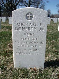 Sgt Michael F Doherty Jr.