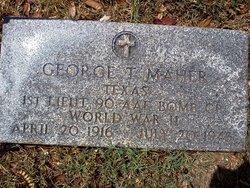 George T Maher