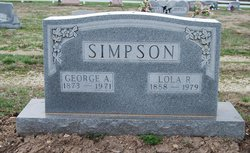George A. Simpson