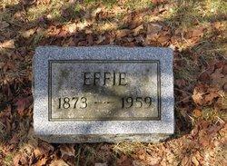 Effie May <I>Hall</I> Maine