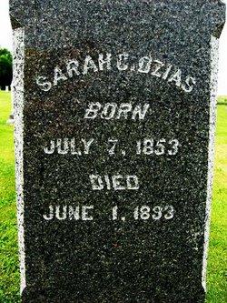 Sarah Catherine Ozias