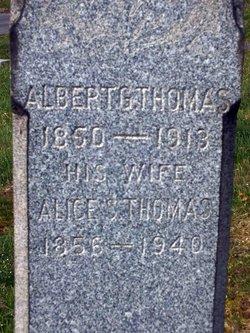 Albert G. Thomas
