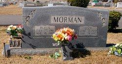 "Bertha Lucille ""Lucy"" <I>Nix</I> Morman"