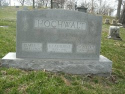 Elmer Edward Hochwalt
