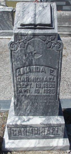 Amanda E <I>Crumpler</I> Carmichael