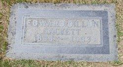 Edward Dillon Sackett
