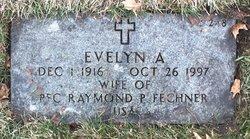 Evelyn Agnes <I>Fergen</I> Fechner
