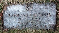 "PFC Raymond P. ""Ray"" Fechner"