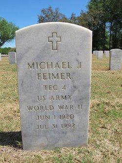 Michael J Feimer