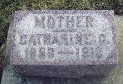 Catherine C <I>Inman</I> Andrews