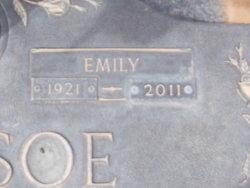 Emily <I>Sedlacek</I> Bledsoe