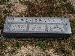 Harry Woodward