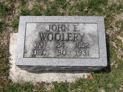 John Francis Woolery