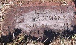 Oscar R. Wagemann