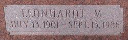 Leonhardt M. Combs