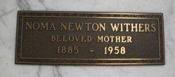 Noma <I>Newton</I> Withers