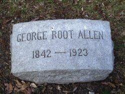 George Root Allen