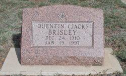 "Quentin Lee ""Jack"" Brisley"