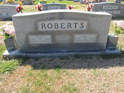 Ethel J <I>Todd</I> Roberts