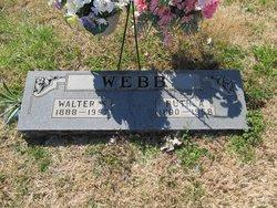 """Ruth A """"Myrtle"""" <I>Maness</I> Webb"""