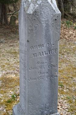 Orin Merit Bailiff
