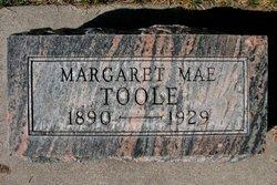 Margaret Mae <I>Spink</I> Toole