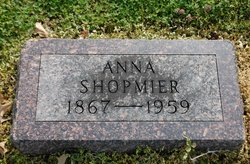 Anne Shopmier