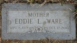 Eddie Lee <I>Ballard</I> Ware