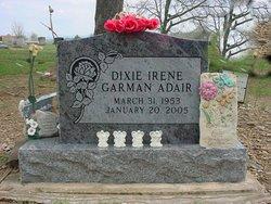 Dixie Irene <I>Garman</I> Adair