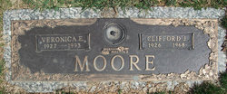 Veronica E. <I>Reddy</I> Moore