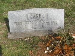 Mary Margaret <I>Greenwell</I> Baker