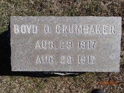 Boyd D. Crumbaker
