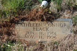 Kathleen <I>Black</I> Connor
