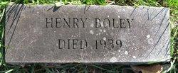 Henry Boley