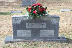 """James Franklin """"Jimmie"""" Baker"""