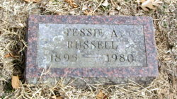 Tessie A. Russell