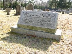 James Carns Irwin