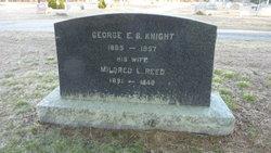 Mildred L. <I>Reed</I> Knight