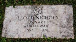 Lloyd Nichols