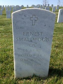 Ernest Smallwood