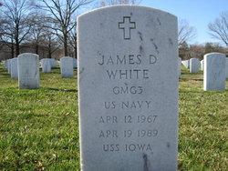 James Darrel White
